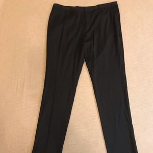 Bonobos Black Wool Blend Dress Pants Size 40